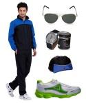 Yepme Tracksuit, Watch, Sunglasses, Bag & Shoes!
