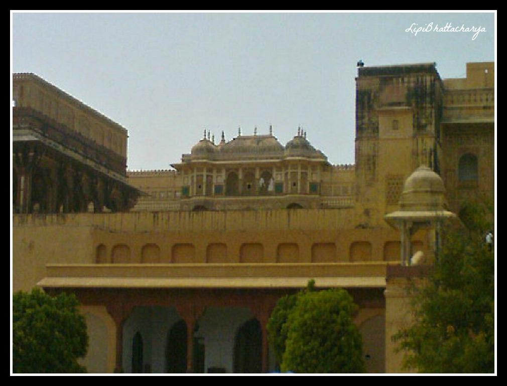Jaipur - Amber Fort