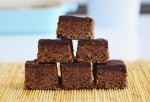 Christmas Recipe: Delicious and Low Cholesterol New Year's Eve Brownie Bites