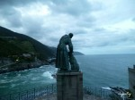 Statue of St. Francis of Assisi, Monterosso al Mare