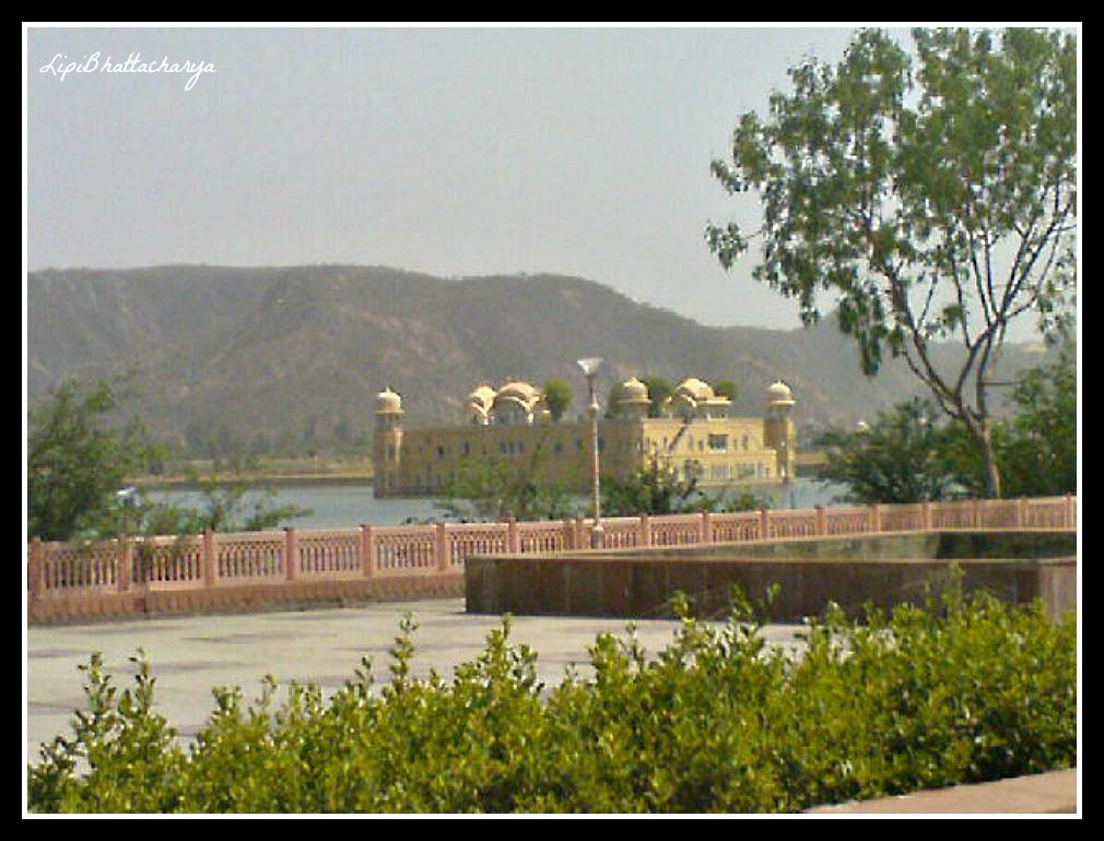 Jaipur - Jai Mahal Palace