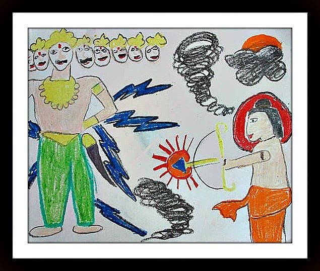 Art by kids