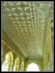 Jaipur - Sheesh Mahal at Amber Fort