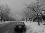 Driving in cold weather - be prepared