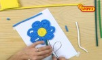 How To Make Flowers With Clay Modelling