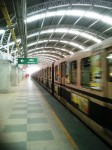 The Kolkata Metro Railway has the distinction of being the first underground Mass Rapid Transit System in India.