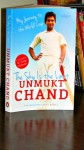 """The Sky Is The Limit - My Journey To The World Cup"" is the new book by cricketer Unmukt Chand, to be launched on November 30"