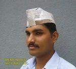 Learn To Make Gandhi Cap