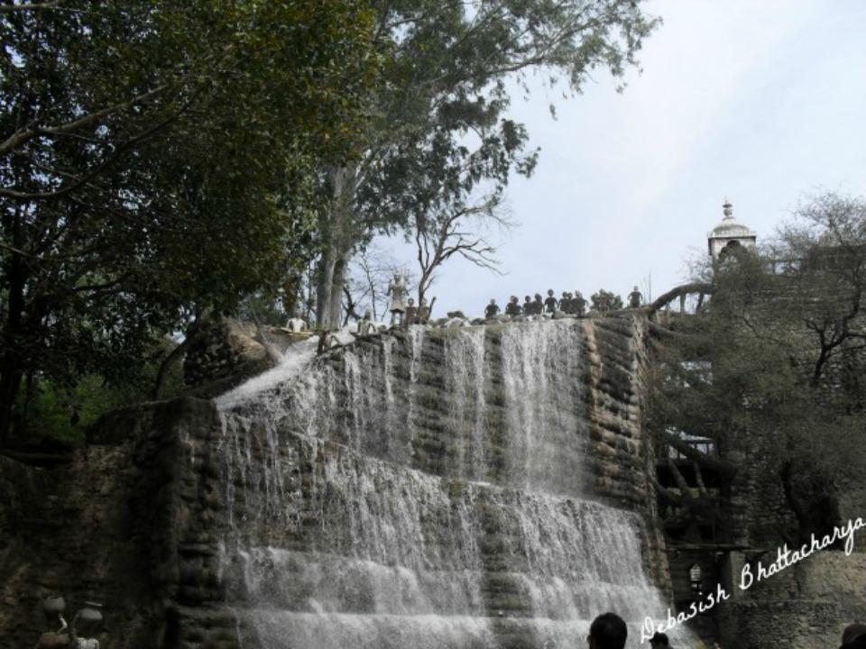 The Rock Garden, Chandigarh