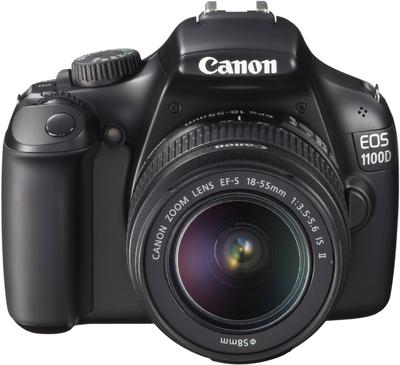 Canon EOS 1100DSLR