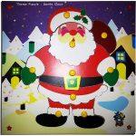 Skillofun Theme Puzzle - Santa Claus