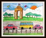 Creative Kids: Trip to India Gate