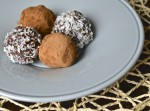Christmas Recipe: Heart Healthy Chocolate Cocoa Truffles