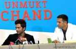 """Dravid made a special mention of Unmukt's """"underlying respect"""" towards senior players as the latter was insisting on calling Dravid """"Sir""""."""