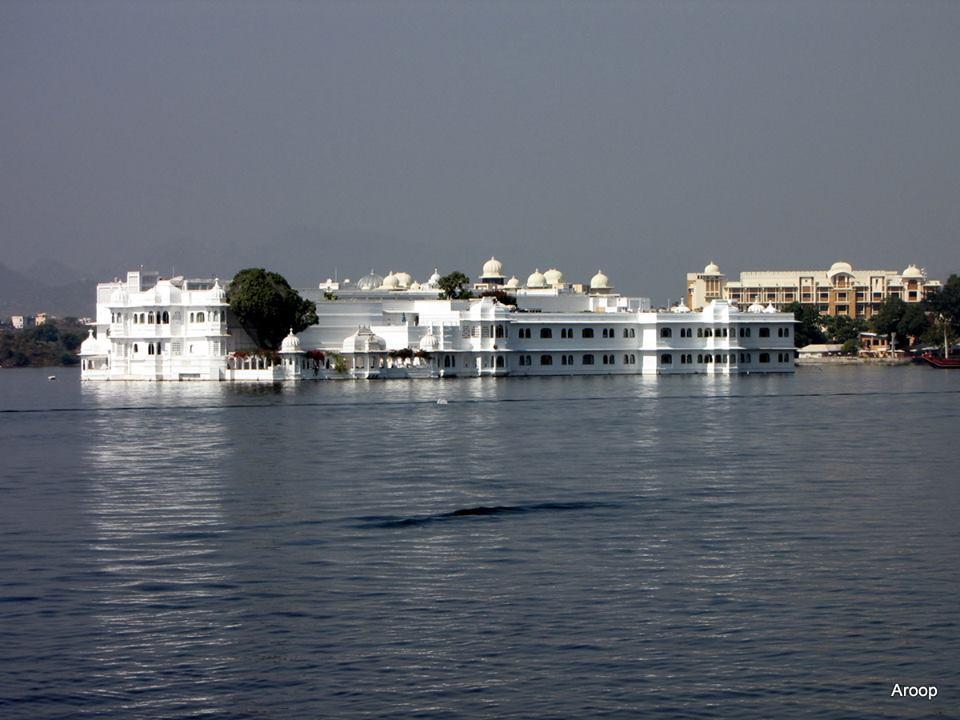 Lake Palace Hotel (formerly Jag Niwas), Udaipur