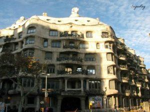 Casa Mila, Barccelona