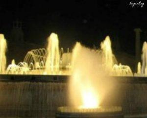 Magic Fountain of Montjuic, Barcelona