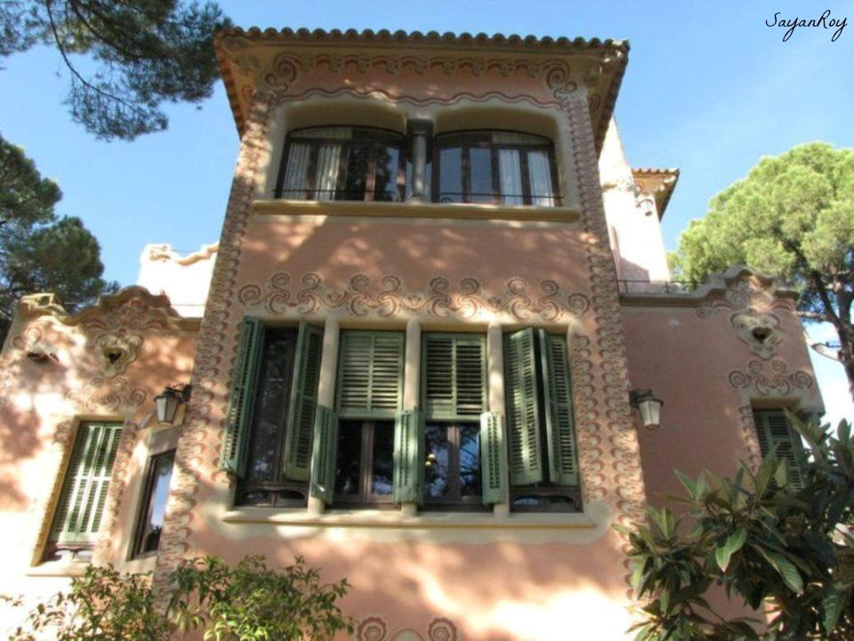 Gaudi Museum, Barcelona