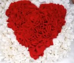 How To Make A Heart Pillow - Perfect for Valentine's Day!