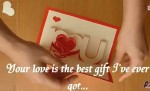 How To Make Valentine's Day Pop up Card