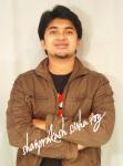 Shomprakash Sinha Roy - Author of 'Life Served Hot'