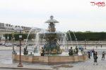The Fountain of the Rivers, Place de la Concorde, Paris
