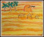 In The Desert Land