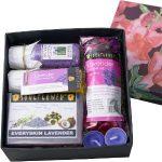 Soulflower Lavender Bath Set