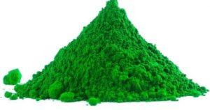 Green Herbal Holi Color