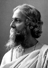 Rabindranath Tagore (May 7, 1861 - August 7, 1941)