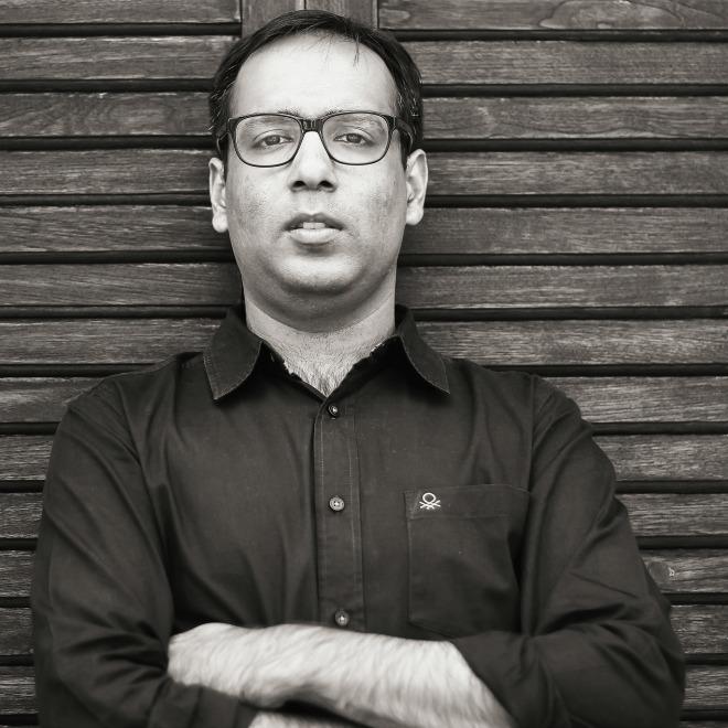 Akshay Manwani, author of Sahir Ludhianvi: The People's Poet