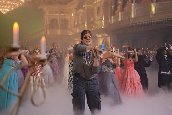 Amitabh Bachchan in Bhoothnath Returns