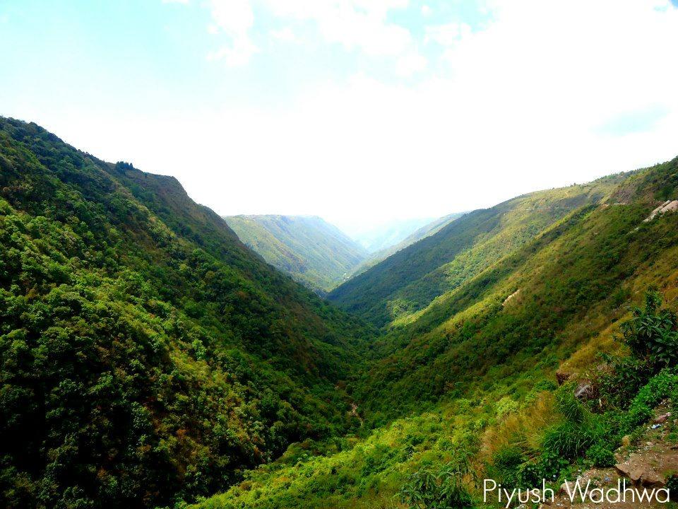 Duwan Sing Syiem View Point. Shillong