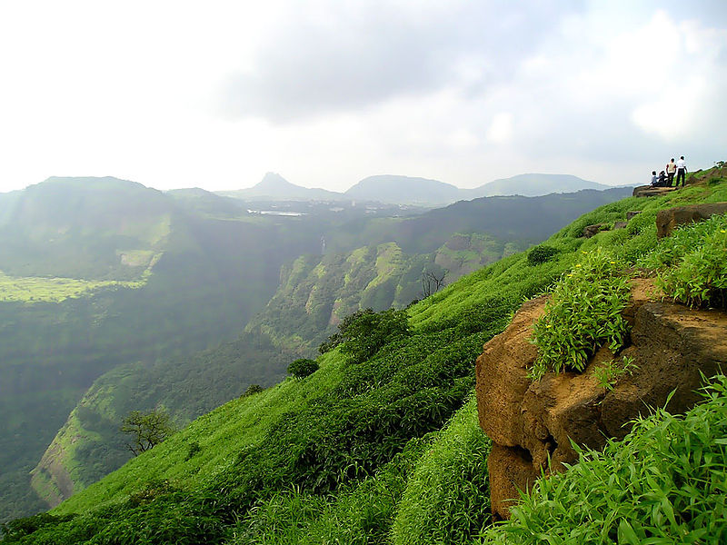 Lonavala Hill station, India Pic: Arjun Singh Kulkarni (Creative Commons Attribution-Share Alike 3.0)