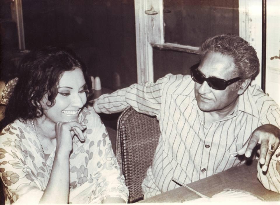 Vidya Sinha and Ashok Kumar in Chhoti Si Baat