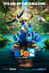 Poster of 20th Century Fox's Rio 2 (2014) Photo © Blue Sky Studios/20th Century Fox