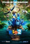 Poster of 20th Century Fox's Rio 2 (2014) Photo © Blue Sky Studios/20th Century Fox