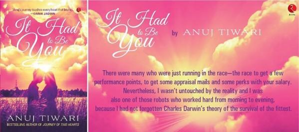 It had to be you by Anuj Tiwari