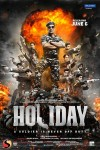 Holiday Review: Engaging, Pacy, Action Packed Thriller