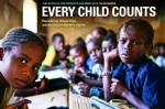 'Every Child Counts': Gift Children Their Childhood