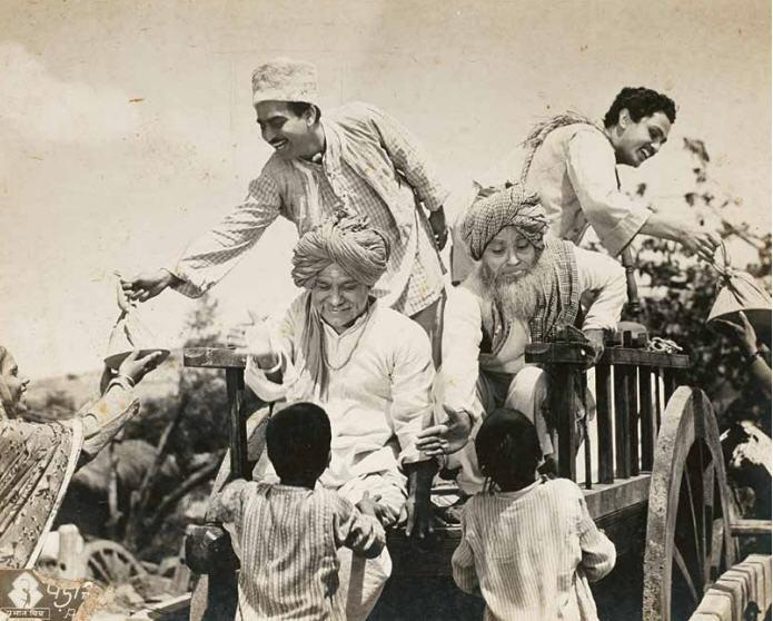 Padosi Movie 1941