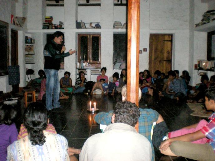 Sholai School Ramendra Kumar