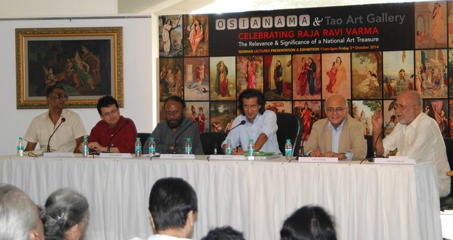 Panel Discussion with Neville Tuli, Ranjit Hoskote, Q, Ketan Mehta, Kamal Swaroop and Amit Khanna