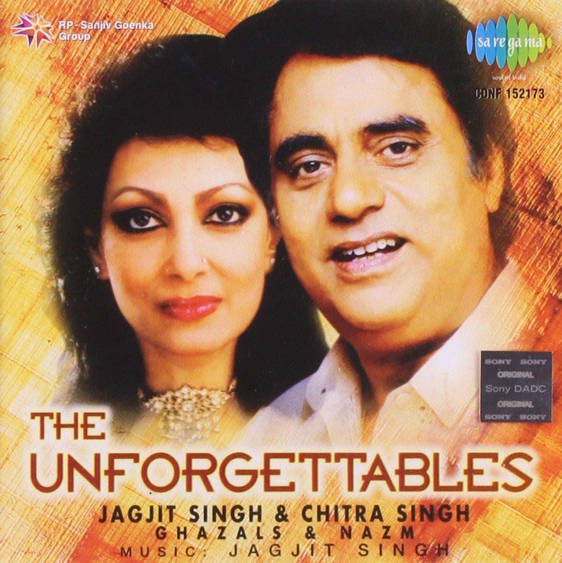 unforgettables chitra singh jagjit singh