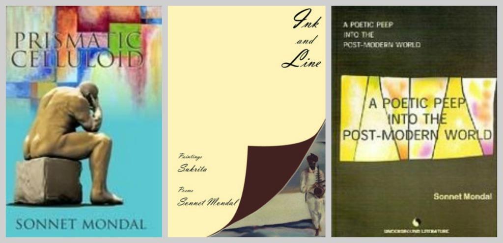 Sonnet Mondal Books