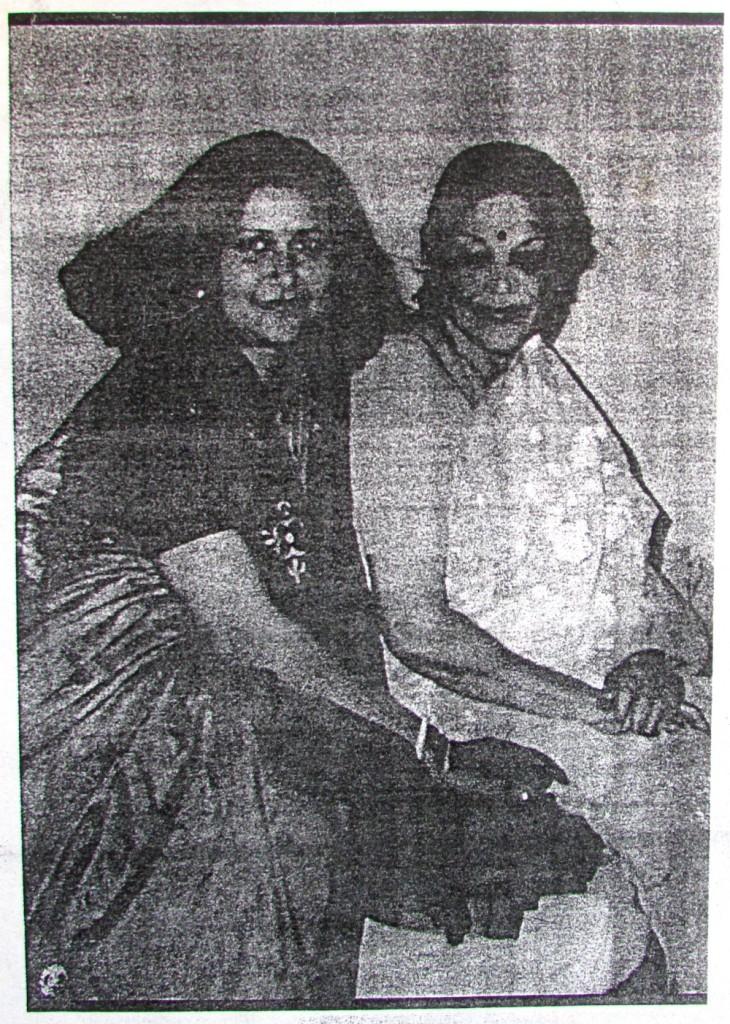 Shobha Gurtu with Samina De Thumri Singers