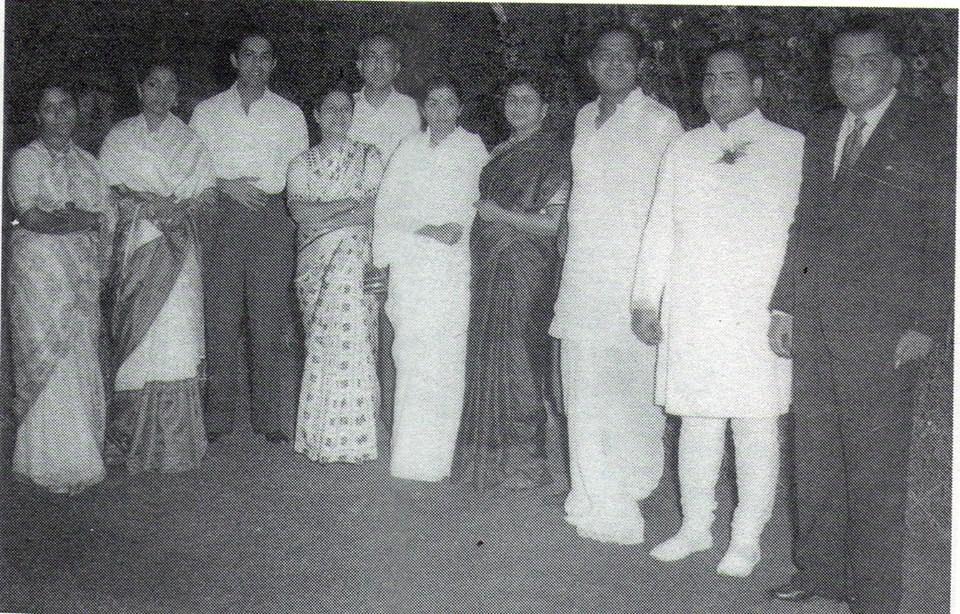Geeta Dutt, Nachiketa Ghosh and others
