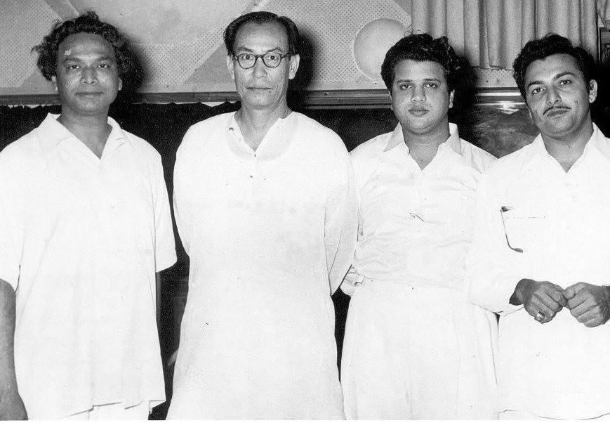 The Music Makers - Naushad, SD Burman, Jaikishan and Madan Mohan