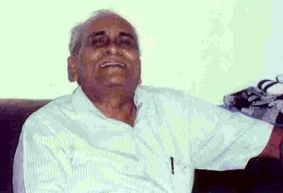 Ticket Collector Mr Chitramal Swaroop