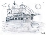Pencil Sketches… Just Like That!